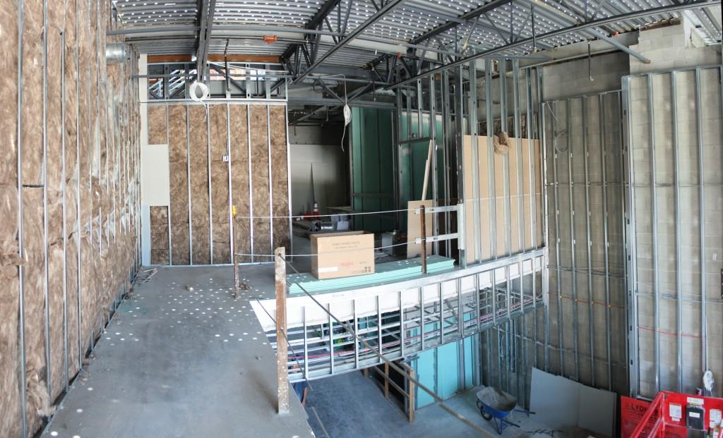 atrium second floor SE view 130711