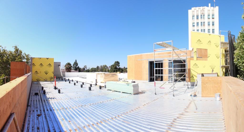 roof NE view 130711