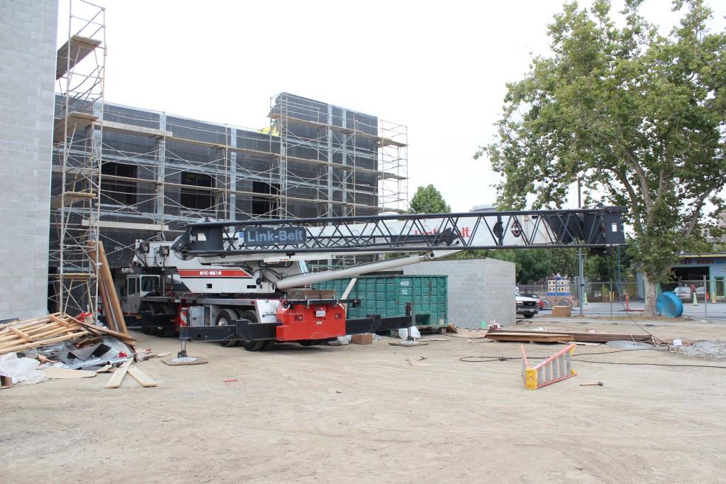 crane unfolding -1
