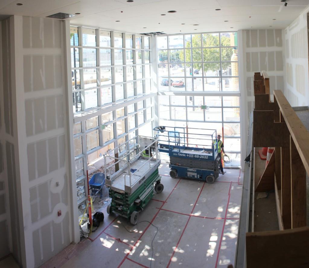 Atrium second floor 130919
