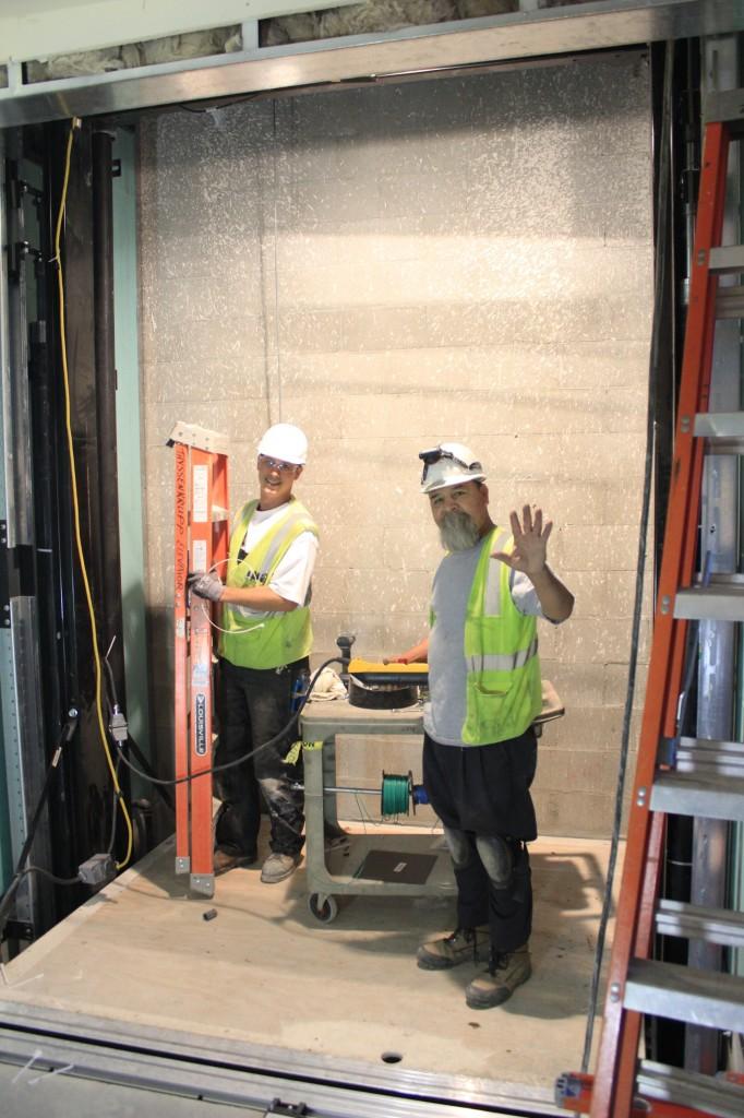 Elevator - ThyssenKrupp Install Team