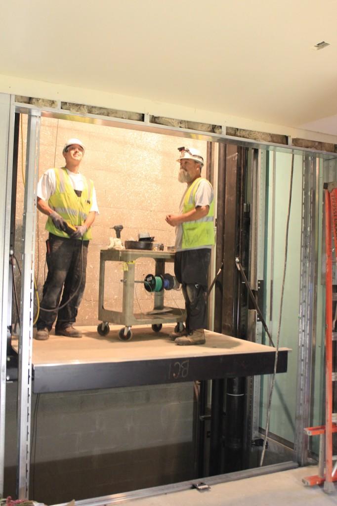 ThyssenKrupp Elevator Install Team